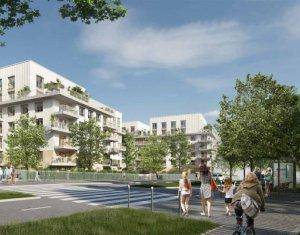 Investissement locatif : Appartement en loi Pinel  Châtenay-Malabry face au Parc de Sceaux (92290) - Réf. 5958