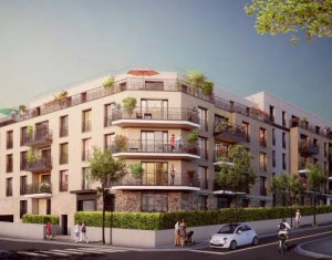 Investissement locatif : Appartement en loi Pinel  Châtenay-Malabry parc de la Vallée aux Loups (92290) - Réf. 6018