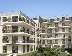 Achat / Vente appartement neuf Châtenay-Malabry proche centre commercial du parc des Sceaux (92290) - Réf. 2842