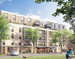 Achat / Vente appartement neuf Châtenay-Malabry proche centre-ville (92290) - Réf. 150