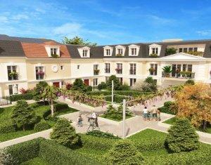 Achat / Vente appartement neuf Châtenay-Malabry proche centre-ville et écoles (92290) - Réf. 3925