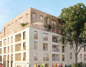 Investissement locatif : Appartement en loi Pinel  Châtenay-Malabry proche commerces (92290) - Réf. 2533