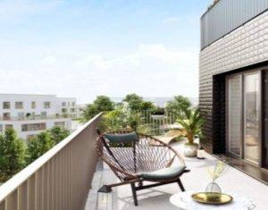 Investissement locatif : Appartement en loi Pinel  Châtenay-Malabry proche parc (92290) - Réf. 3819