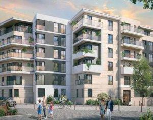 Achat / Vente appartement neuf Châtenay-Malabry proche parc de la Vallée aux Loups (92290) - Réf. 2994