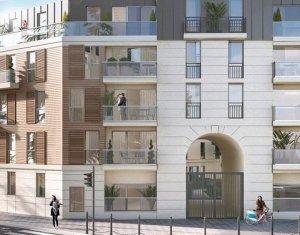 Achat / Vente appartement neuf Châtenay-Malabry proximité du cœur de ville (92290) - Réf. 1059