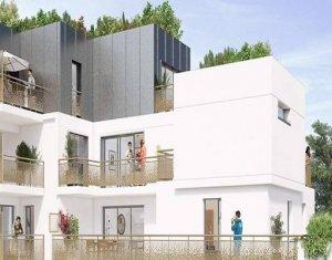 Investissement locatif : Appartement en loi Pinel  Châtillon proche ligne de tramway T6 (92320) - Réf. 4241