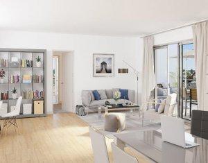 Investissement locatif : Appartement en loi Pinel  Châtillon proche ligne de tramway T6 (92320) - Réf. 5418