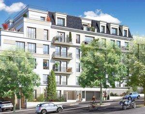 Achat / Vente appartement neuf Châtillon proche Paris (92320) - Réf. 1782