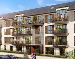 Investissement locatif : Appartement en loi Pinel  Chatou proche gare RER (78400) - Réf. 2350