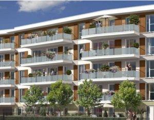 Achat / Vente appartement neuf Chatou proche Grand Lac des Ibis (78400) - Réf. 1250