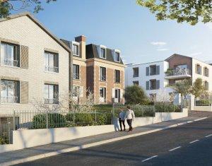 Investissement locatif : Appartement en loi Pinel  Chaville à 500m de la gare Rive Droite (92370) - Réf. 5466