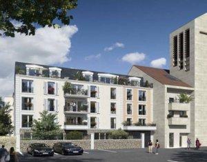 Investissement locatif : Appartement en loi Pinel  Chelles à 500m de la gare Chelles-Gournay (77500) - Réf. 4749