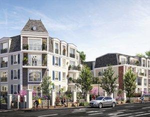 Investissement locatif : Appartement en loi Pinel  Chelles à 600m de la gare (77500) - Réf. 5453
