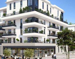 Achat / Vente appartement neuf Chelles proche centre-ville (77500) - Réf. 2121
