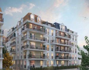 Achat / Vente appartement neuf Chelles proche de la gare Chelles Gournay (77500) - Réf. 5467