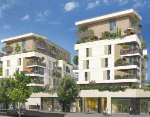 Achat / Vente appartement neuf Chelles proche Marne-la-Vallée (77500) - Réf. 242