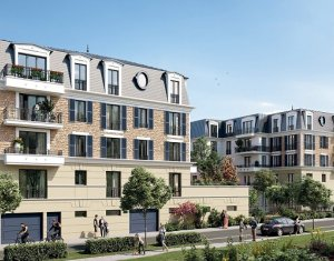 Investissement locatif : Appartement en loi Pinel  Chelles proche RER E (77500) - Réf. 6022