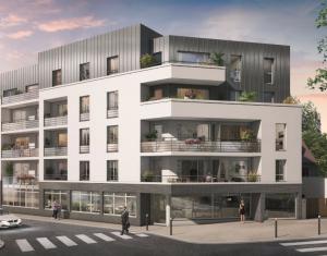 Achat / Vente appartement neuf Chennevières-sur-Marne proche centre-commercial de Prince Vent (94430) - Réf. 2180