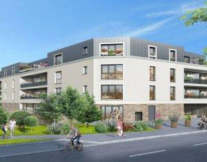 Investissement locatif : Appartement en loi Pinel  Chennevières-sur-Marne proche centre ville (94430) - Réf. 4267