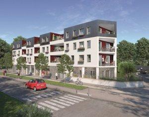 Achat / Vente appartement neuf Chennevières-sur-Marne proche commodités (94430) - Réf. 3787