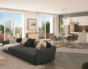 Investissement locatif : Appartement en loi Pinel  Chennevières-sur-Marne proche des bords de Marne (94430) - Réf. 4340