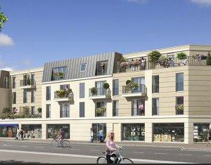 Achat / Vente appartement neuf Chennevières-sur-Marne proche du Centre commercial Pince Vent (94430) - Réf. 1794