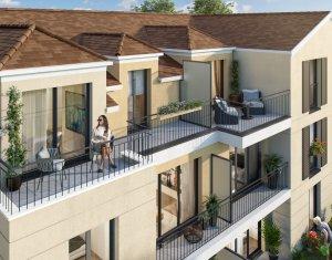 Achat / Vente appartement neuf Chennevières-sur-Marne proche du centre-ville (94430) - Réf. 6045