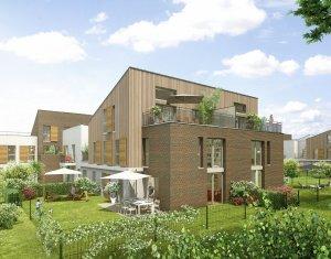 Achat / Vente appartement neuf Chennevières-sur-Marne proche du centre-ville (94430) - Réf. 1612