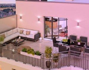 Achat / Vente appartement neuf Chennevières-sur-Marne quartier pavillonnaire (94430) - Réf. 5877