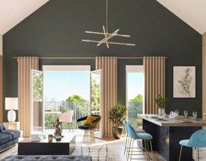 Investissement locatif : Appartement en loi Pinel  Chessy à 30 min de la Porte de Bercy (77700) - Réf. 4841