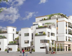 Achat / Vente appartement neuf Chessy Val d'Europe (77700) - Réf. 437
