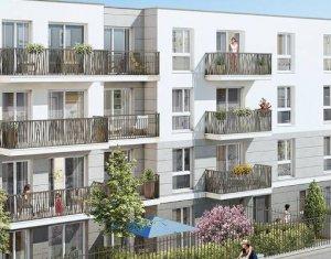 Achat / Vente appartement neuf Chevilly-Larue à deux pas du Parc de la Roseraie (94550) - Réf. 4123