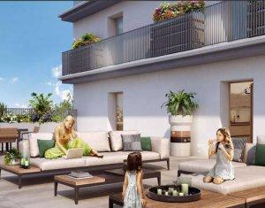 Achat / Vente appartement neuf Chevilly-Larue au pied de la ligne T7 du tramway (94550) - Réf. 3427