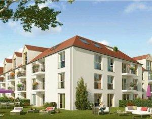 Investissement locatif : Appartement en loi Pinel  Chilly-Marazin proche centre-ville (91380) - Réf. 3085