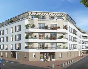 Investissement locatif : Appartement en loi Pinel  Chilly-Mazarin à 650m à pied du centre-ville (91380) - Réf. 5255