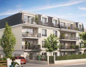 Investissement locatif : Appartement en loi Pinel  Chilly-Mazarin, quartier pavillonnaire, proche bus (91380) - Réf. 3199