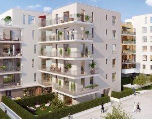 Achat / Vente appartement neuf Choisy-le-Roi quartier pavillonnaire (94600) - Réf. 1828