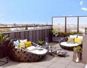 Achat / Vente appartement neuf Clamart à 150 mètres du centre-ville (92140) - Réf. 2485
