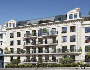 Investissement locatif : Appartement en loi Pinel  Clamart à 300 mètres de la gare (92140) - Réf. 4896