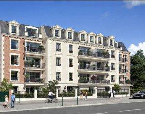 Investissement locatif : Appartement en loi Pinel  Clamart au cœur du Petit Clamart (92140) - Réf. 4329