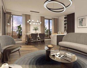 Investissement locatif : Appartement en loi Pinel  Clamart au coeur du quartier Grand Canal (92140) - Réf. 6019