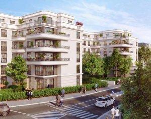 Achat / Vente appartement neuf Clamart quartier Grand Canal (92140) - Réf. 2360
