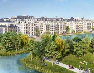 Achat / Vente appartement neuf Clamart quartier Panorama (92140) - Réf. 2519