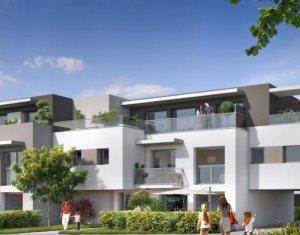 Achat / Vente appartement neuf Claye-Souilly cœur de ville (77410) - Réf. 3807