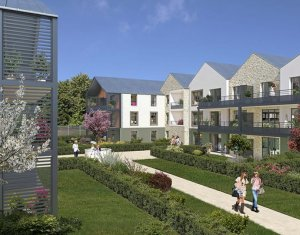Achat / Vente appartement neuf Claye-Souilly proche collège (77410) - Réf. 3779