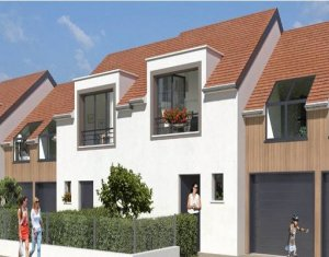 Achat / Vente appartement neuf Claye-Souilly proche commerces (77410) - Réf. 4449