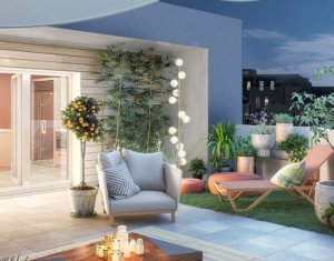 Achat / Vente appartement neuf Claye-Souilly ZAC Bois des Granges (77410) - Réf. 3973