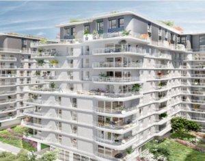Investissement locatif : Appartement en loi Pinel  Clichy à 9 minutes à pied du métro (92110) - Réf. 5268