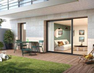 Investissement locatif : Appartement en loi Pinel  Clichy au pied des transports (92110) - Réf. 4710