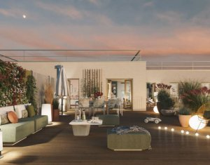 Investissement locatif : Appartement en loi Pinel  Clichy bords de Seine proche commerces (92110) - Réf. 4800